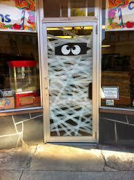 halloween door decorations halloween mummy door mummy door for