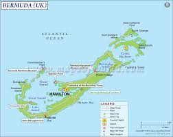 Egypt On A World Map by Where Is Bermuda Bermuda Location In World Map