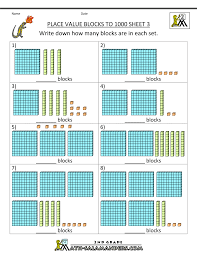 Regrouping Worksheets Two Digit Addition Based On Base Ten Blocks Number Sense And