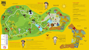Phoenix Zoo Map by Zoo Map Images Reverse Search
