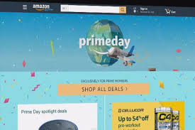 amazon how long until black friday ends prime day breaks record sales grew by more than 60 percent