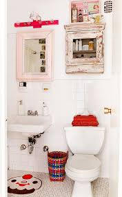Powder Room In French Revitalized Luxury 30 Soothing Shabby Chic Bathrooms