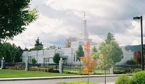 Medford Oregon Temple