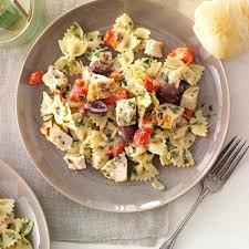 Pasta Recipes Chicken Pasta Recipes Taste Of Home