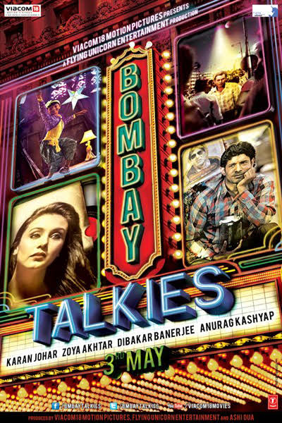 Bombay Talkies 2013 Hindi 720p HDRip x264 AC3 – Hon3y   2.18 GB