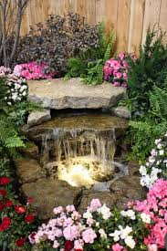 Fall Landscaping Ideas by Top 25 Best Backyard Waterfalls Ideas On Pinterest Garden