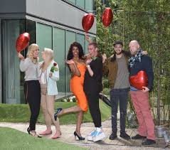 First Dates star  Federica has revealed her dating past   RSVP     Photocall launch of RTE  First Dates Ireland at The Gibson Hotel  Dublin  Ireland