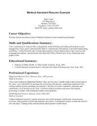 sample resume truck driver medical assistant resume 7 free samples examples format sample resumes for medical assistant jobs cma entry level medical entry level