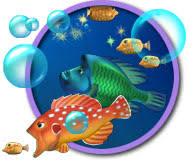 لعبة Feeding_Frenzy السمكة كاملة بحجم