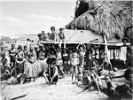 File:Picturesque New Guinea Plate XXVI - Group of Natives at Kapa ...