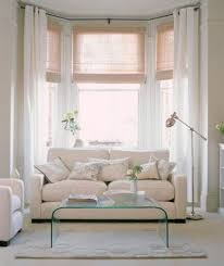 Windows Treatment Ideas For Living Room by Best 25 Bay Window Curtains Ideas On Pinterest Bay Window