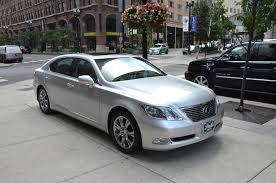 2007 lexus ls 460 interior 2007 lexus ls 460 l stock gc1167a for sale near chicago il il