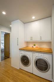 Washer Dryer Cabinet Enclosures by Projects U2014 Remodeling U0026 Repair Services