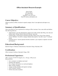 Example Of Resume No Experience by Personal Background Sample Resume Best Free Resume Collection