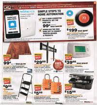 home depot black friday ad scan home depot black friday 2014 ad scan