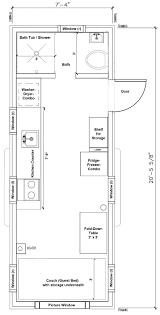 blueprint for a tiny portable house