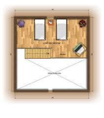 Log Cabin With Loft Floor Plans Log Home Floor Plans American Log Homes Floor Plan The Missouri
