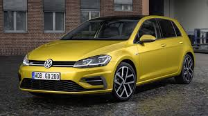 volkswagen golf facelift unveiled new looks new features and new