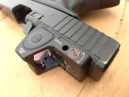 are mini red dot sights a viable option for pistols jeff gonzales