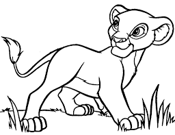 printable lion coloring pages 57 lion king coloring sheets
