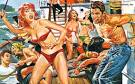 22 Amazing Pulp Covers  Sex Crazed Pirates  TV Tramps and Hot