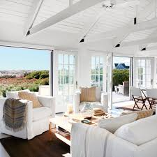 White Furniture For Living Room 20 Amazing Living Room Makeovers Coastal Living