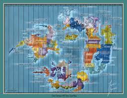 World Time Zones Map by Final Fantasy Viii Time Zone Map By Ebonyoaks On Deviantart