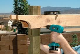 How To Make A Wooden Toy Box With Slide Top by How To Build A Pergola Step By Step Diy Building A Pergola