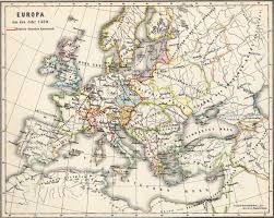 Map Of Europe During The Cold War by Imperial Rivalries The Gilder Lehrman Institute Of American History