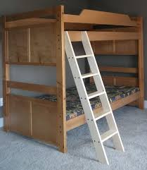 Nice Bunk Bed Ladder  Optimizing Home Decor Ideas  Build A - Ladder for bunk bed