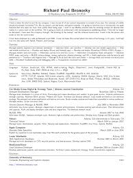 Java Resumes Android Resume Preview Sample Java Resume Resume Cv Cover Letter