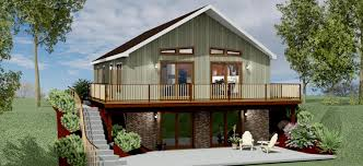 small modular vacation home plans