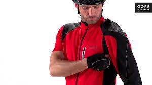 red cycling jacket alp x 2 0 windstopper soft shell zip off jacket by gore bike wear