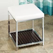 Vanity Stools With Wheels Modern Vanity Stool With Back Diana Vanity Chair Baker Furniture