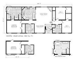 Ranch House Plan by 4 Bedroom Ranch House Plans Small 4 Bedroom Ranch House Plans