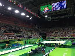 Gymnastique artistique aux Jeux olympiques d'été de 2016
