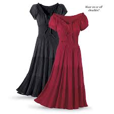 crinkle gauze peasant dress women u0027s clothing u0026 symbolic jewelry