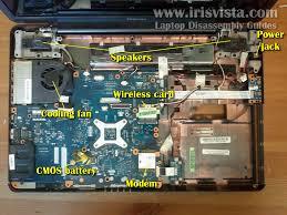toshiba satellite l555 l555d l550 l550d disassembly