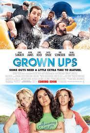 مشاهدة فيلم الكوميدي Grown Ups 2010 مباشرة للكبارة فقط