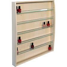 nail polish organizing racks