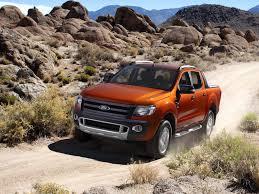 Essai Ford Ranger   b  te de somme mais pas que