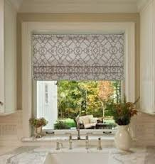 Custom Made Kitchen Curtains by Reserved For Heather Custom Made Gray Faux Roman Shade Lined Storm