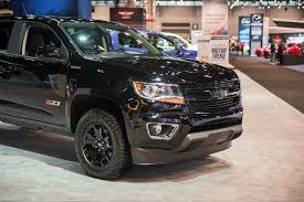 2016 Colorado Z71 Midnight Edition Live Pics Gm Authority