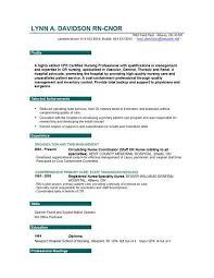 Samples Of Resumes For Highschool Students by Nurse Resume Nursing Resume Writing Tips Sample Nursing