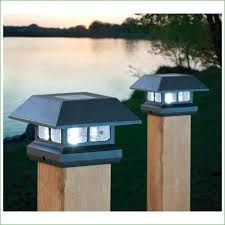 Solar Fence Lighting by Lighting Low Voltage Fence Post Lights Low Voltage Vinyl Fence