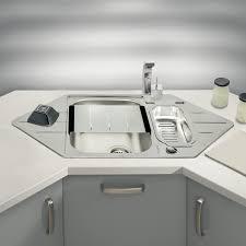 sinks white porcelain corner kitchen sink ideas farmhouse