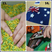 20 ideas for australia day crafty fun the empowered educator