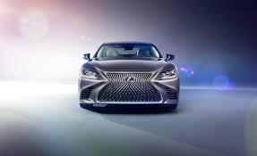 lexus cpo ls 2018 lexus ls500 dissected u2013 feature u2013 car and driver