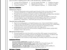 Imagerackus Pretty Free Sample Resume Template Cover Letter And     Imagerackus Excellent Administrative Assistant Resume Example Created By Distinctive Web With Beauteous Administrative Assistant Resume Sample