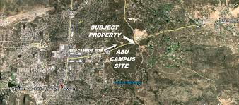 Payson Arizona Map by For Sale U2013 Adjacent To The Approved 290 Ac University Site U2013 11 94